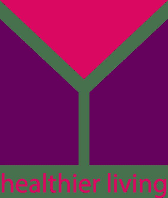 YUE healthier living Logo